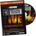 Monster Music 3 Doors Down DVD - Away From The Sun: Live From Houston